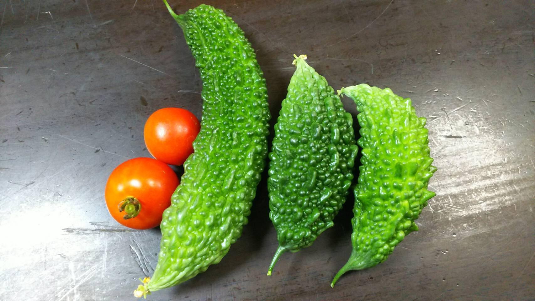 スーパー野菜 『 ゴーヤ 』