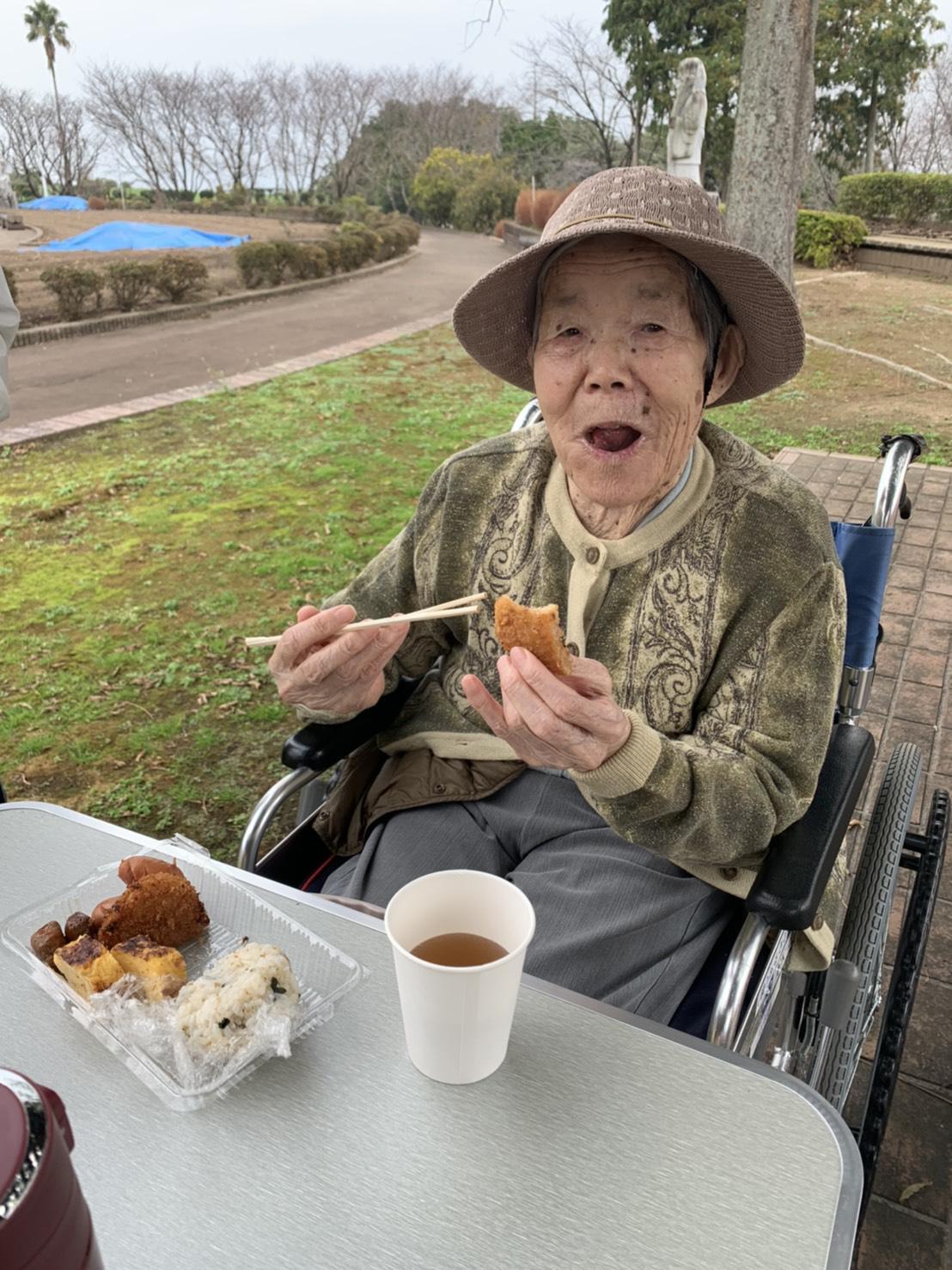 有明フラワー公園ピクニック(ふるさとの丘)
