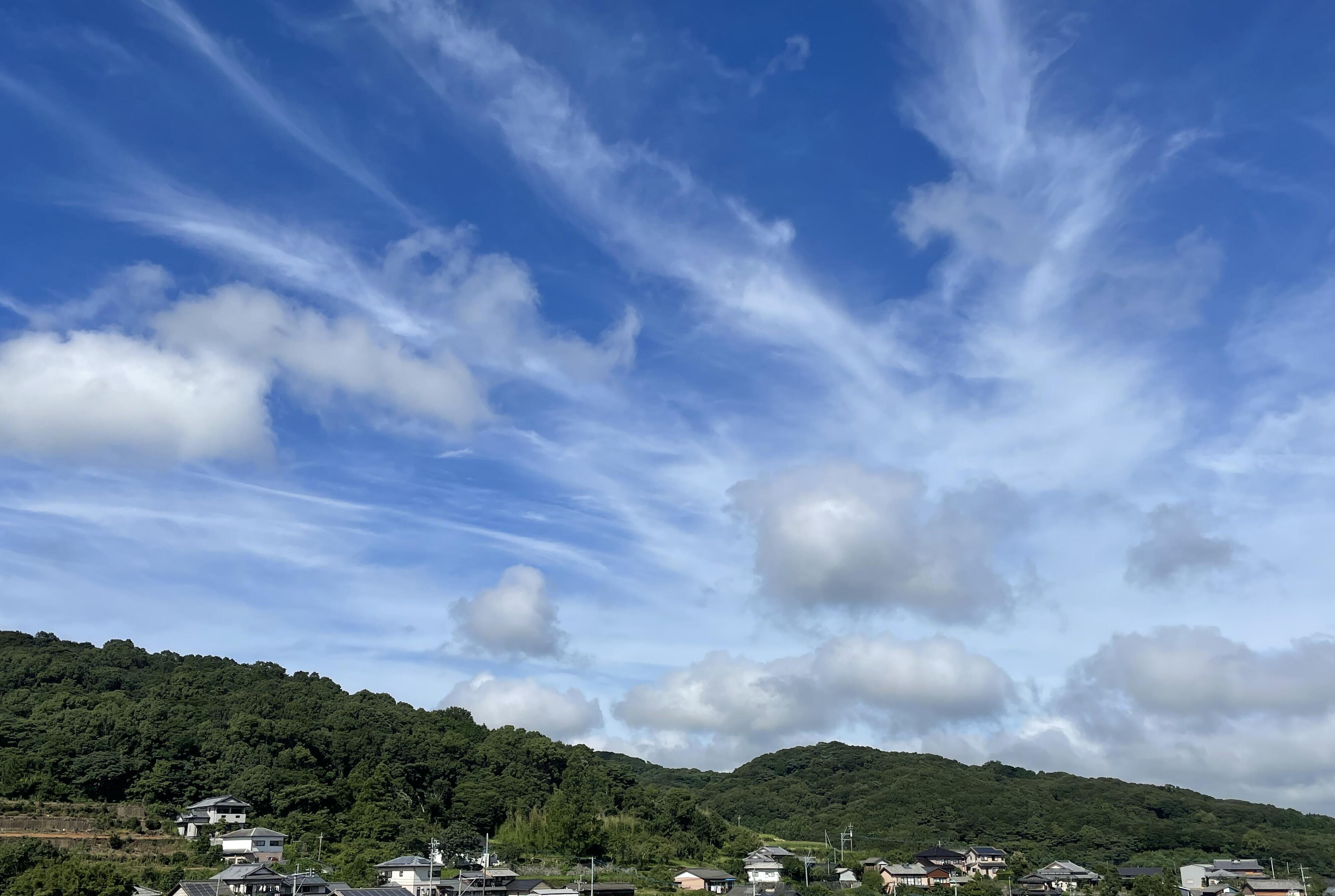 長崎県が梅雨明けしました